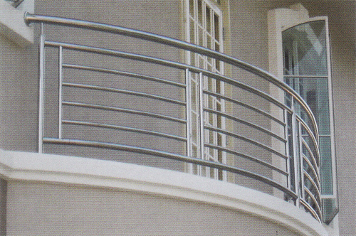 Indian house railing designs for Terrace design with grills