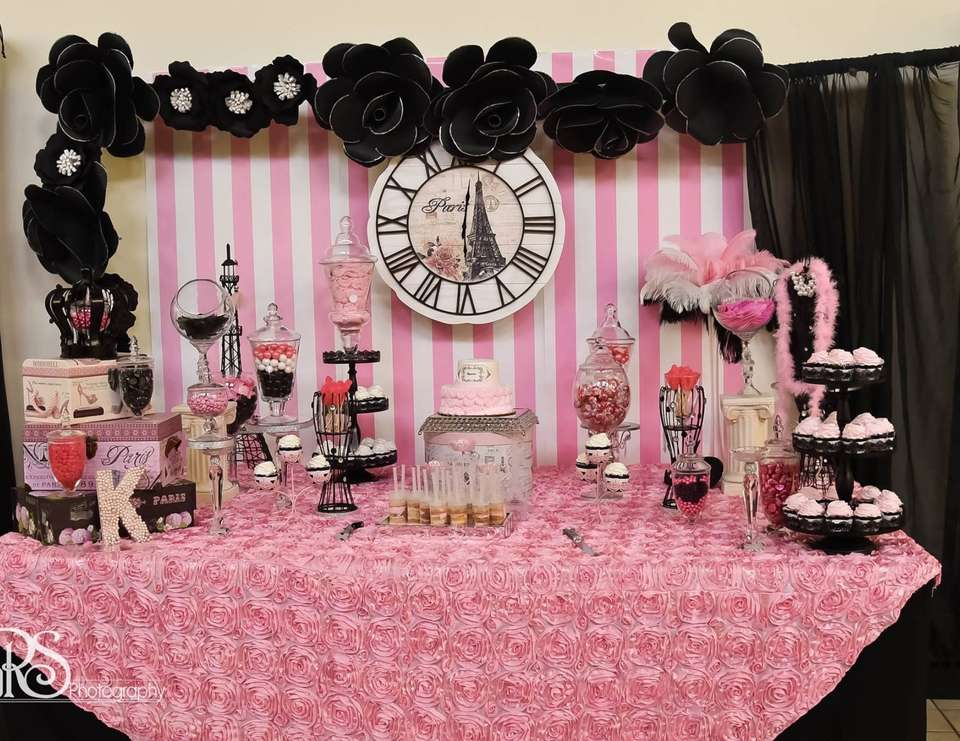 Sweet sixteen party ideas at home sweet sixteen party for Home sweet home party decorations